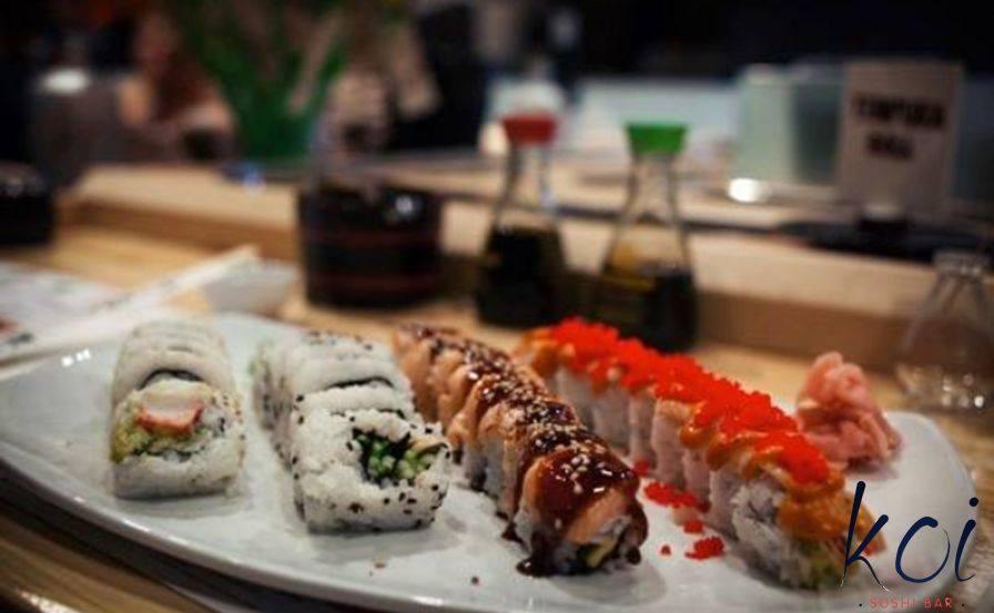 Koi Sushi Bar: Πώς μύησε τους Έλληνες στο sushi;
